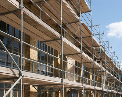 Scaffolding / Roofing Contractor Insurance