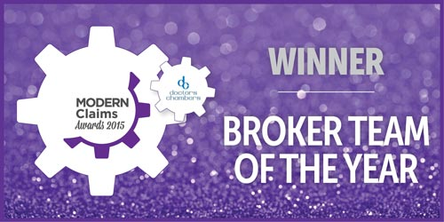 Broker Team of the Year 2015